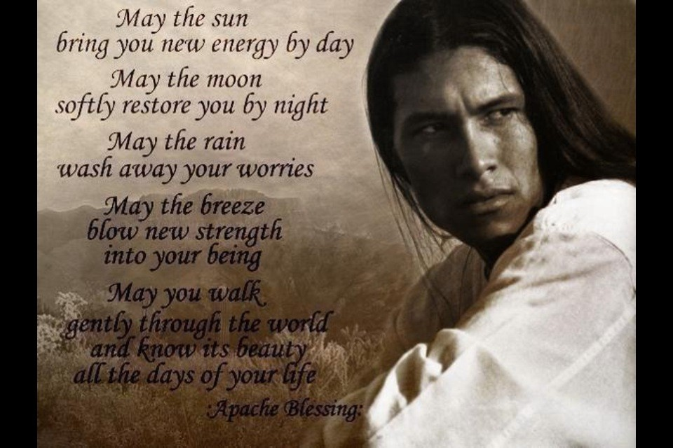 native american blessing
