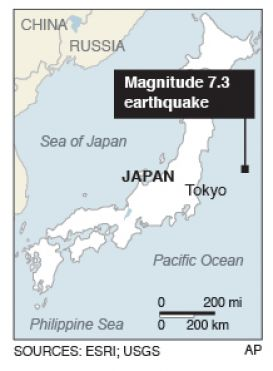 JAPAN EARTHQUAKE_Leff