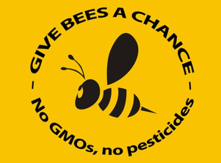 Give bees a chance ©vectorcartoons