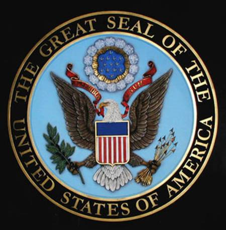 National bird usa great seal
