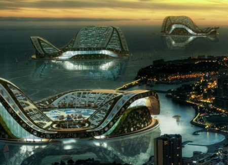 Lily-Pad-Floating-City-in-Dubai-4
