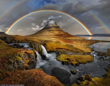 Kirkjufell, in Iceland