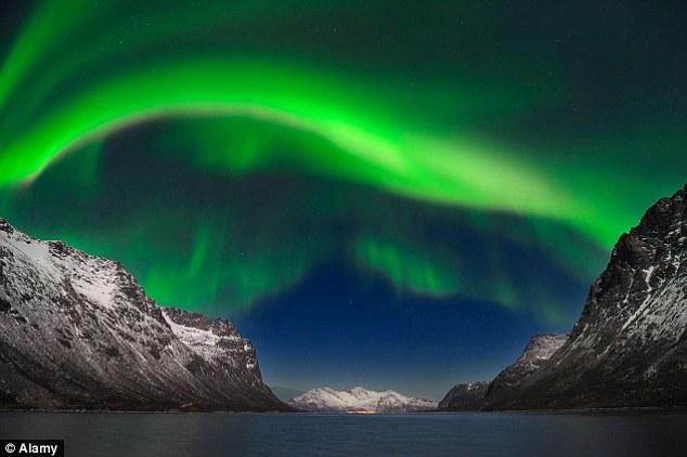 Northern Lights North Pole
